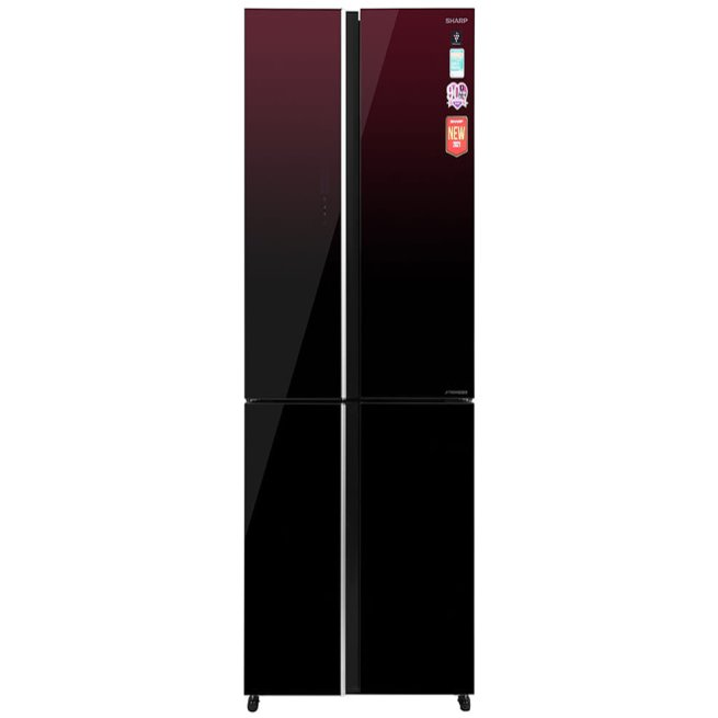 Tủ lạnh Sharp SJ-FXP640VG-MR 572 lít 4 cửa Inverter