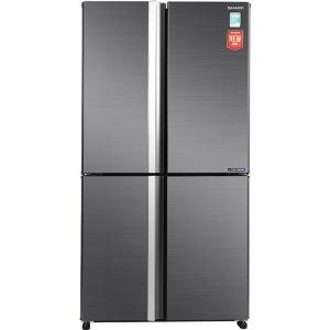 Tủ lạnh Sharp SJ-FX640V-SL 639 lít 4 cửa Inverter