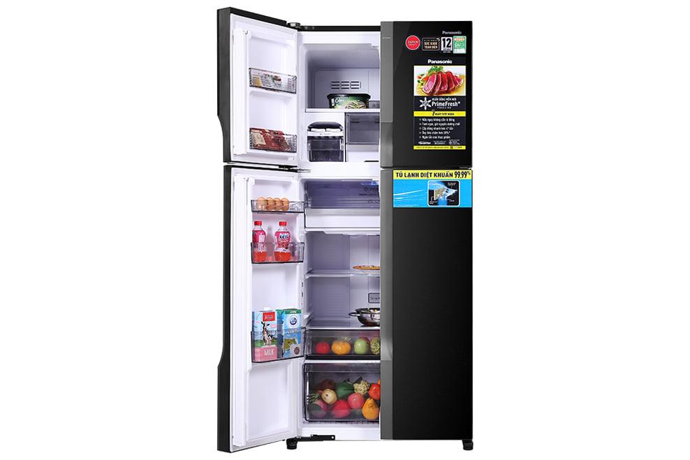 Tủ lạnh Panasonic NR-DZ601VGKV 550 lít Inverter