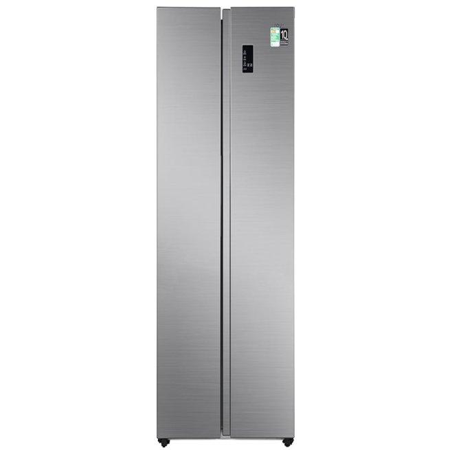 Tủ lạnh Aqua AQR-S480XA(SG) 480 lít Inverter