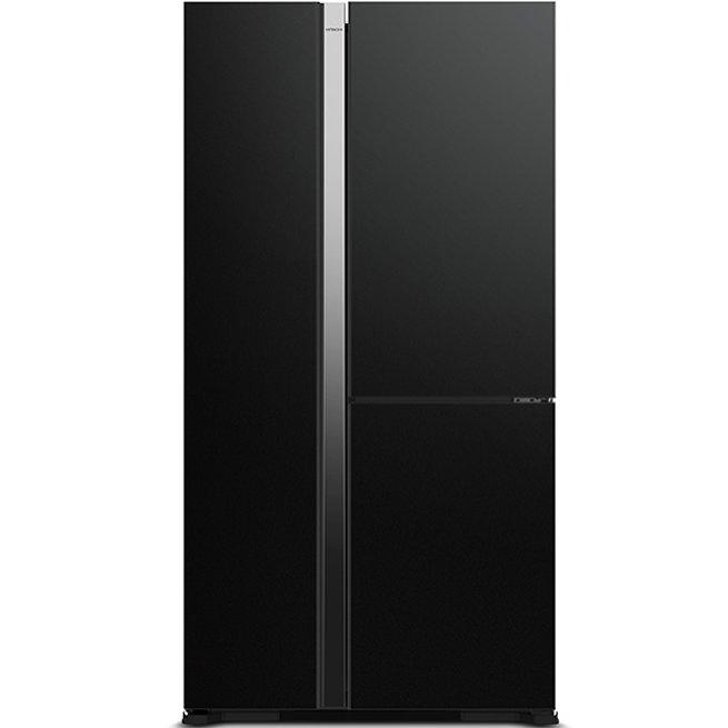 Tủ lạnh Hitachi R-M800PGV0 (GBK) 590 lít Inverter