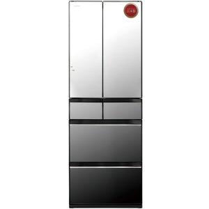 Tủ lạnh Hitachi R-HW530NV(X) 520 lít 6 cửa Inverter