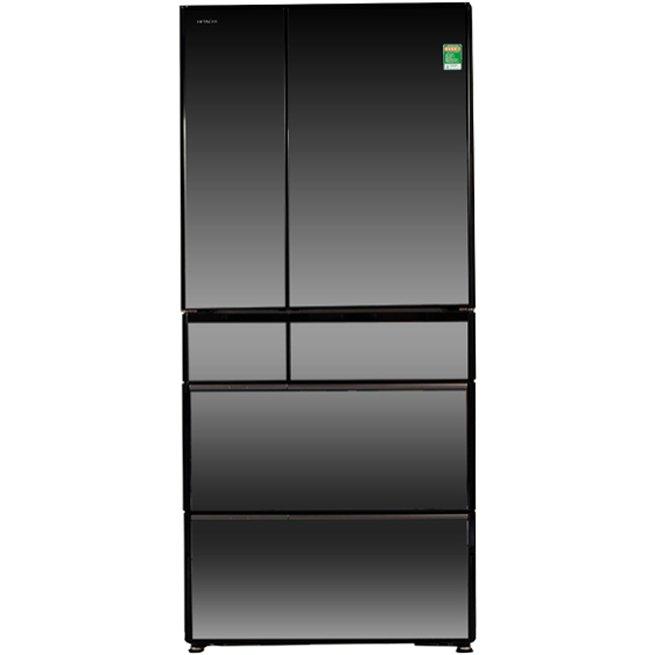 Tủ lạnh cao cấp Hitachi R-ZX740KV (X) 735 lít 6 cửa