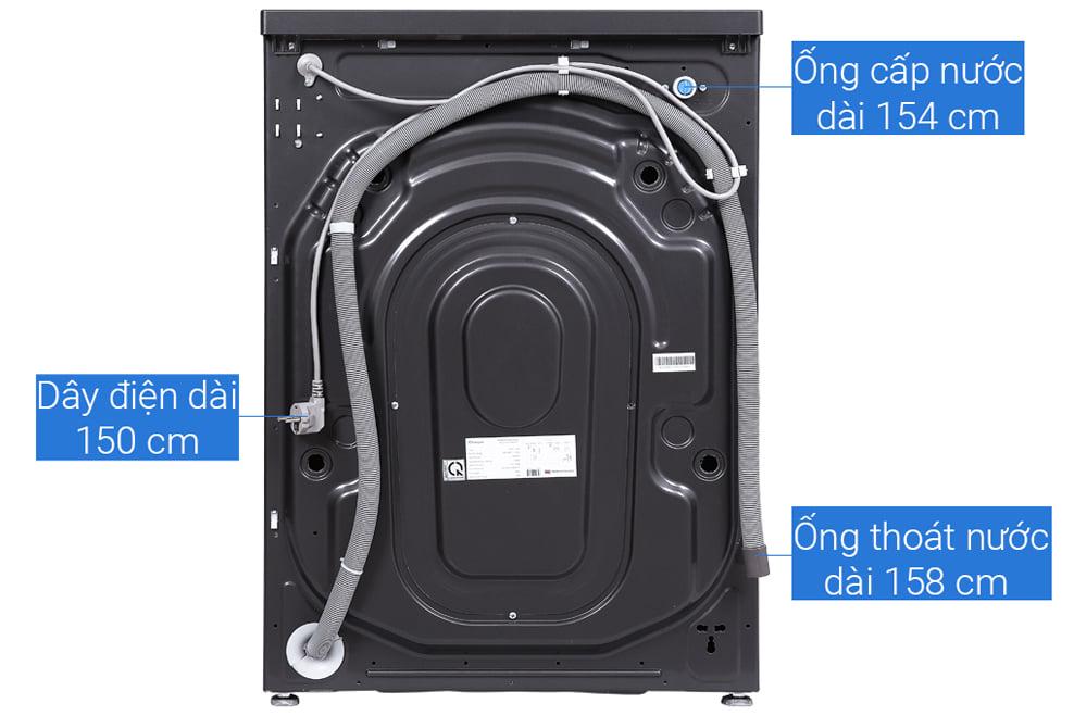 Máy giặt Casper WF-85I140BGB 8.5 Kg Inverter