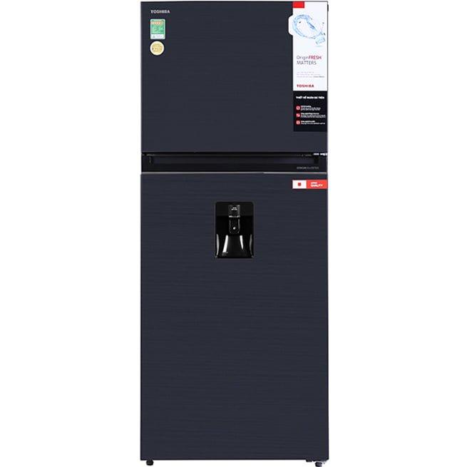 Tủ lạnh Toshiba GR-RT535WE-PMV(06)-MG 407 lít Inverter