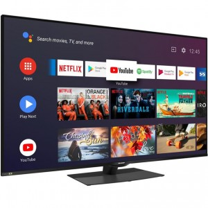 Android Tivi Sharp 8T-C70DW1X 70 inch 8K