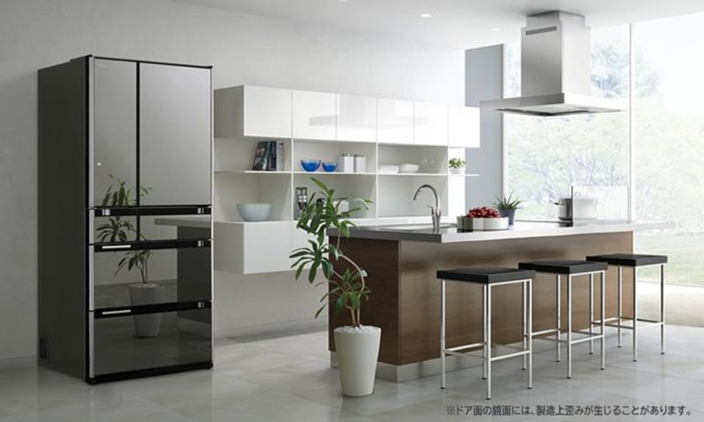 Tủ lạnh Hitachi cao cấp sản xuất tại Nhật Bản