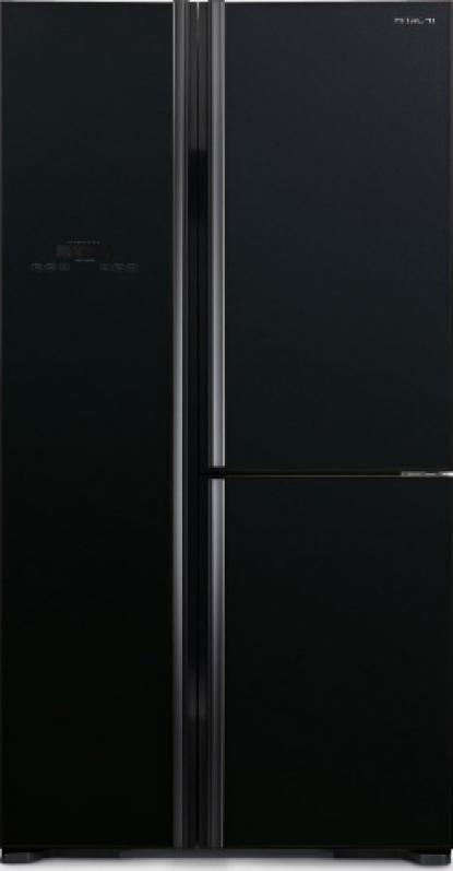 Tủ lạnh Hitachi Side By Side 3 cửa 600L R-M700PGV2, Inverter