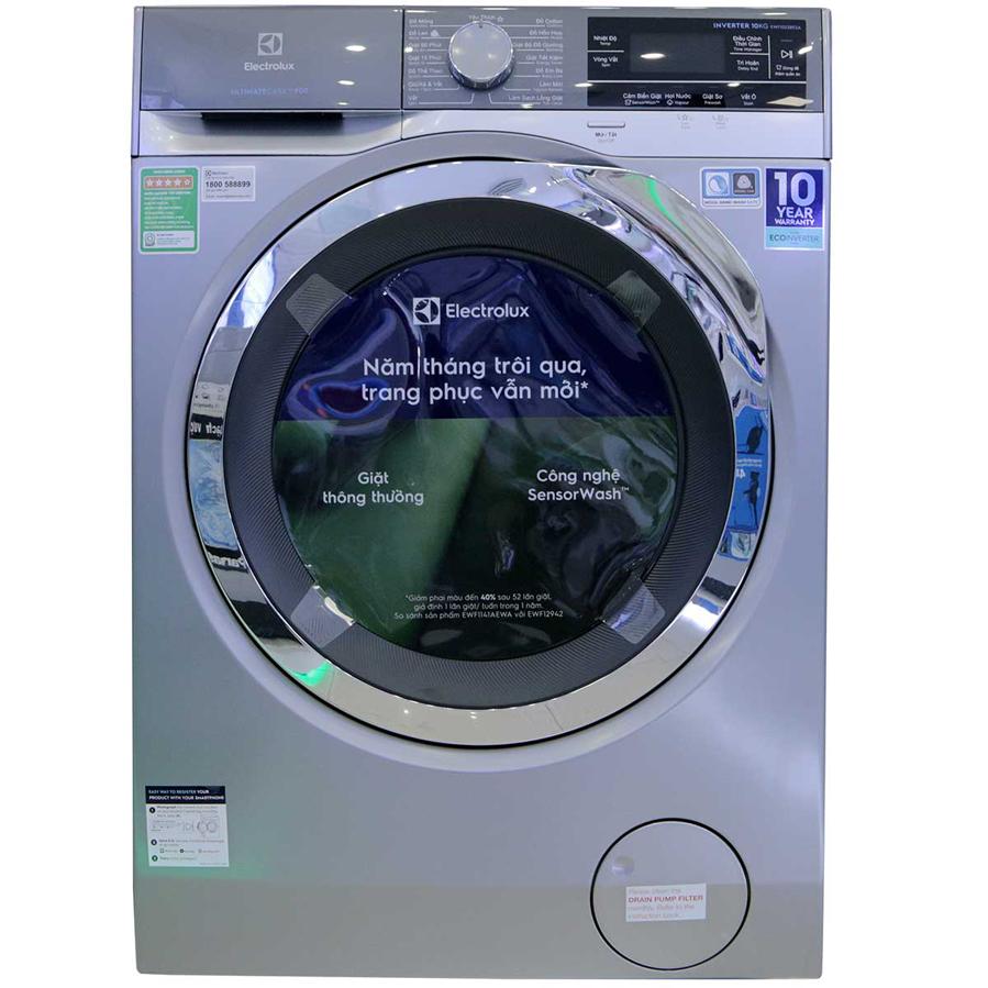 Thêm nhiều công nghệ mới cho máy giặt Electrolux - 151664
