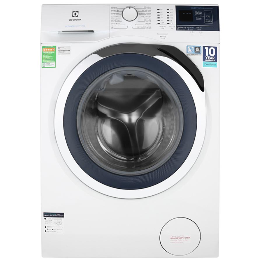 Thêm nhiều công nghệ mới cho máy giặt Electrolux - 151660