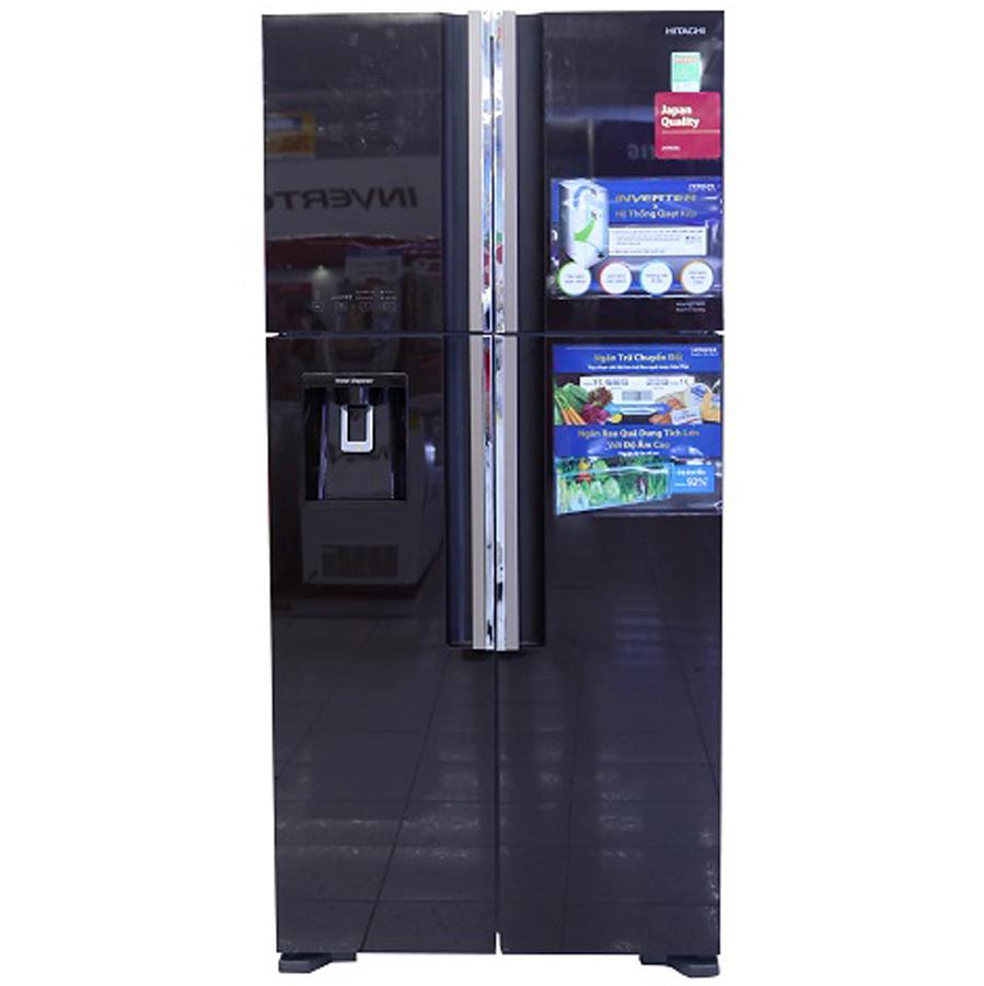Tủ lạnh Hitachi Inverter 540 lít R-FW690PGV7X