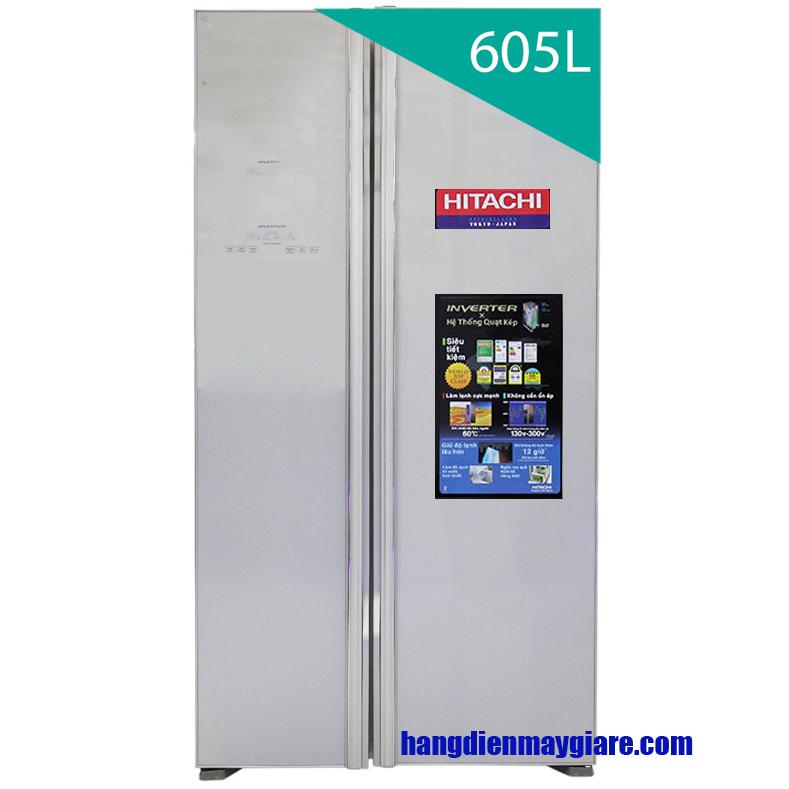 Tủ lạnh Hitachi với công nghê siêu tiết kiệm điện, làm lạnh tối ưu - 192414